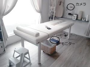 アクティベーターのベッド